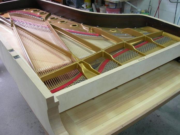 Restauración: Servicios de La Galería del Piano