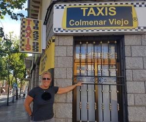 Servicio de taxi en Colmenar Viejo