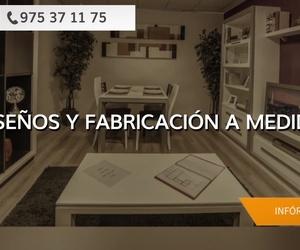 Muebles de madera maciza en Soria | Muebles Comar