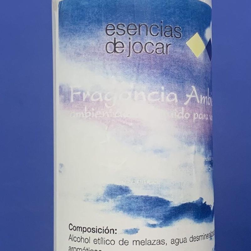 Ambientador aloe vera Inspirado en fragancia natural : SERVICIOS  Y PRODUCTOS de Neteges Louzado, S.L.