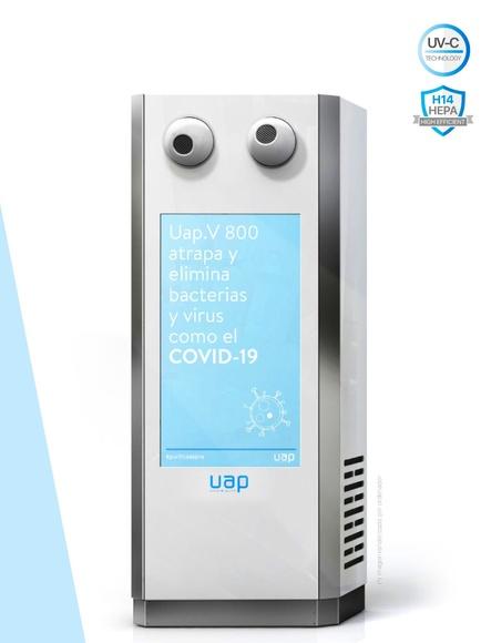 UAP 800:  de Globalair