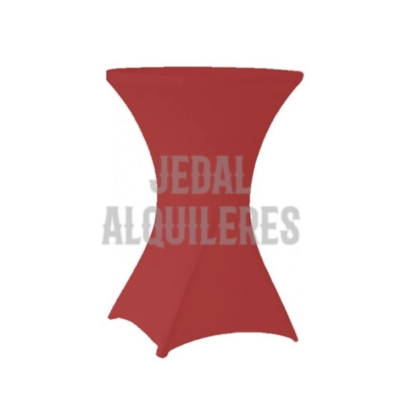 Funda para mesa de cóctel: Catálogo de Jedal Alquileres
