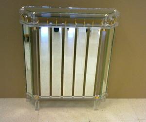 Cubreradiadores de cristal