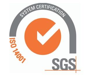 Certificado SGS para la descontaminación de vehículos