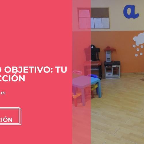 Guardería infantil en Navalcarnero | Los Pequeñitos Escuela Infantil