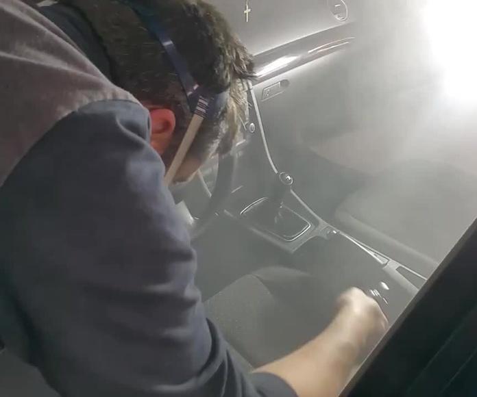 Limpieza de tapicería de coches: Servicios de Talleres LGA