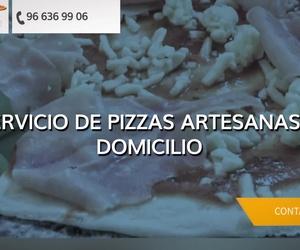 Pizzas a domicilio en Alicante: Pizzería Da Sebas