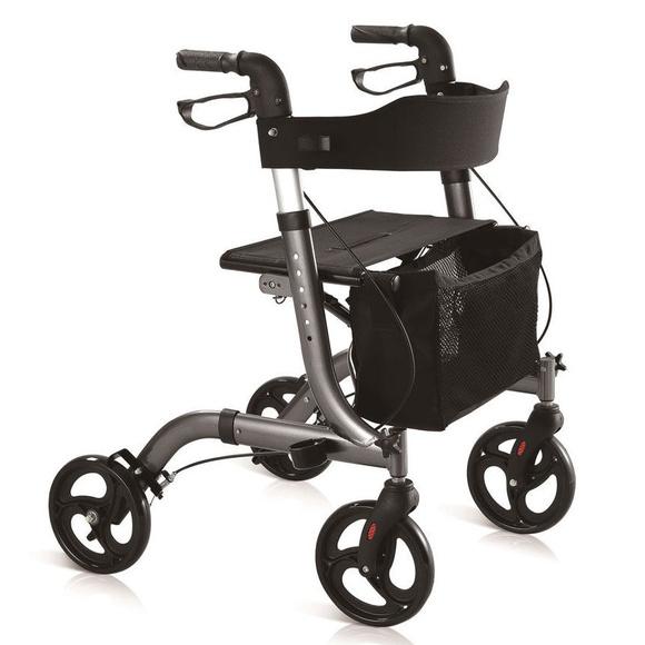 Andador Rollator Lux: Productos y servicios de Ortopedia Delgado, S. L.