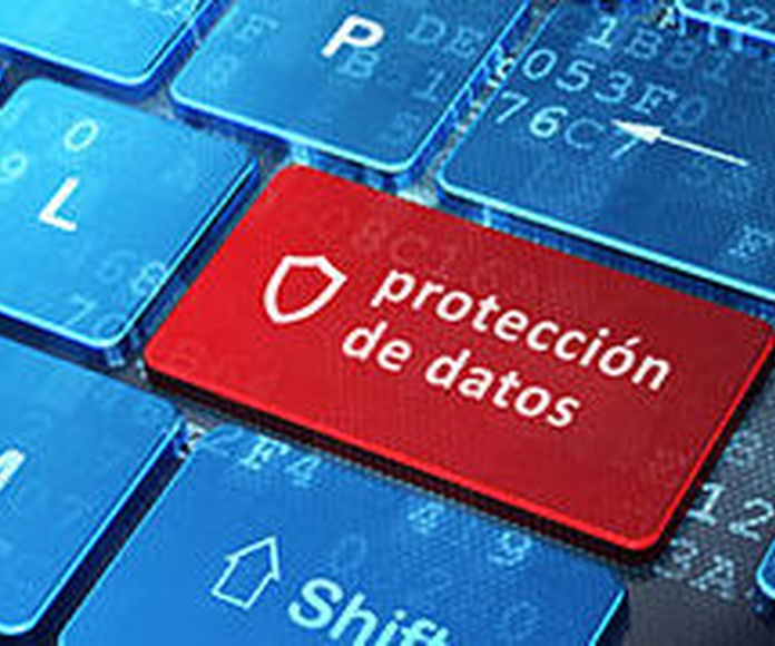Proteccion de datos, aviso legal
