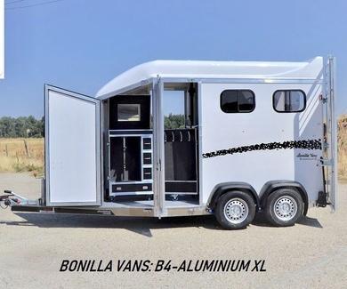 Diseñado por y para la competición B4-Aluminium XL