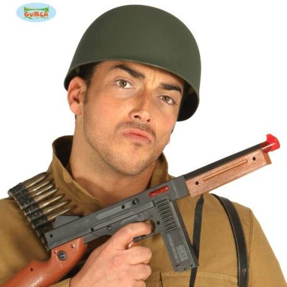 Disfraces militares, policía