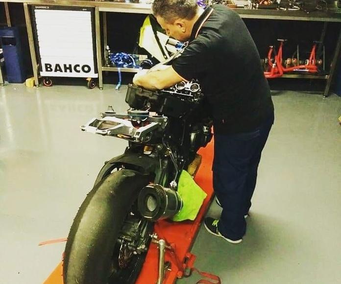 Averías mecánicas: Servicios de MV Racing