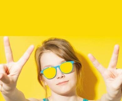 Gafas de sol en niños ¿Necesitan? ¿A partir de qué edad?