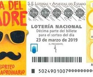 SORTEO EXTRAORDINARIO DIA DEL PADRE 2019
