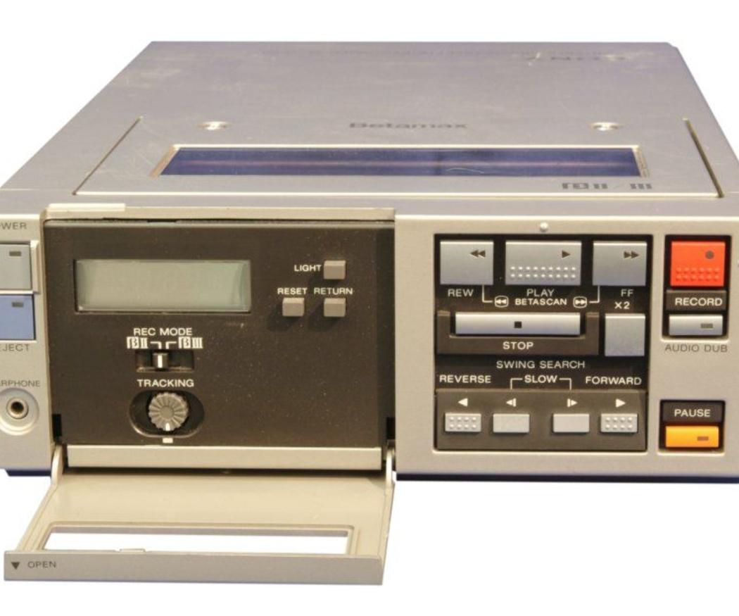 ¿Había vida antes del VHS?