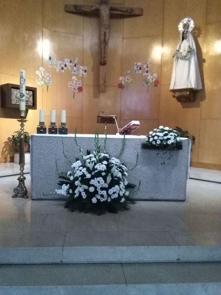 Decoracion de iglesias: CATALOGO de Floristería Manuela