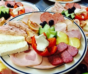 Ensaladas - Salate