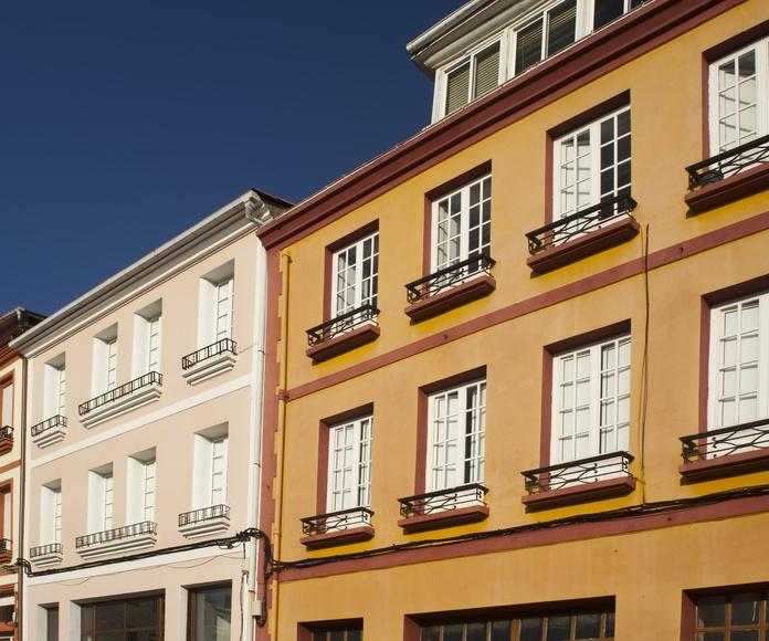 Impermeabilización de fachadas: Servicios de Impermeabilizaciones Pacheco