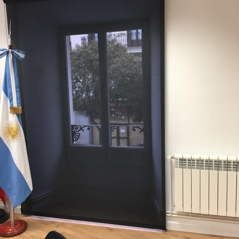 Estores enrollables: Productos de Corticenter Madrid