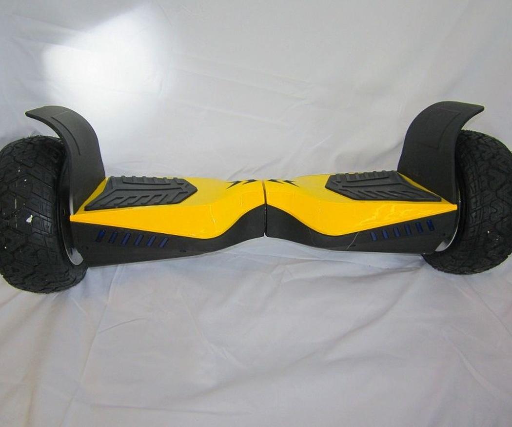 ¿Qué son los hoverboard?