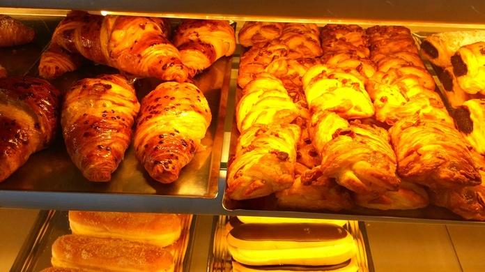 Bollería, pastelería y panadería: Productos y servicios de Cafetería Pastelería La Agüela