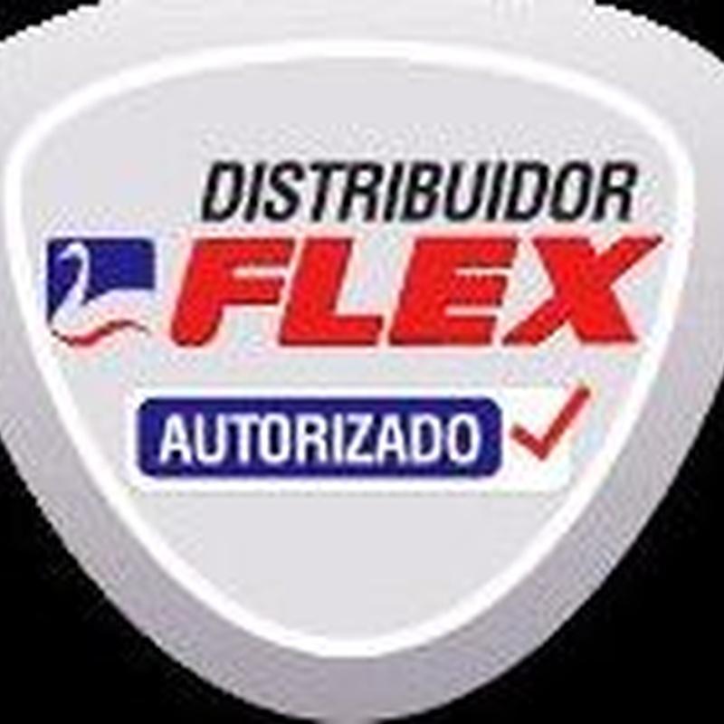 Distribuidor Flex Autorizado.