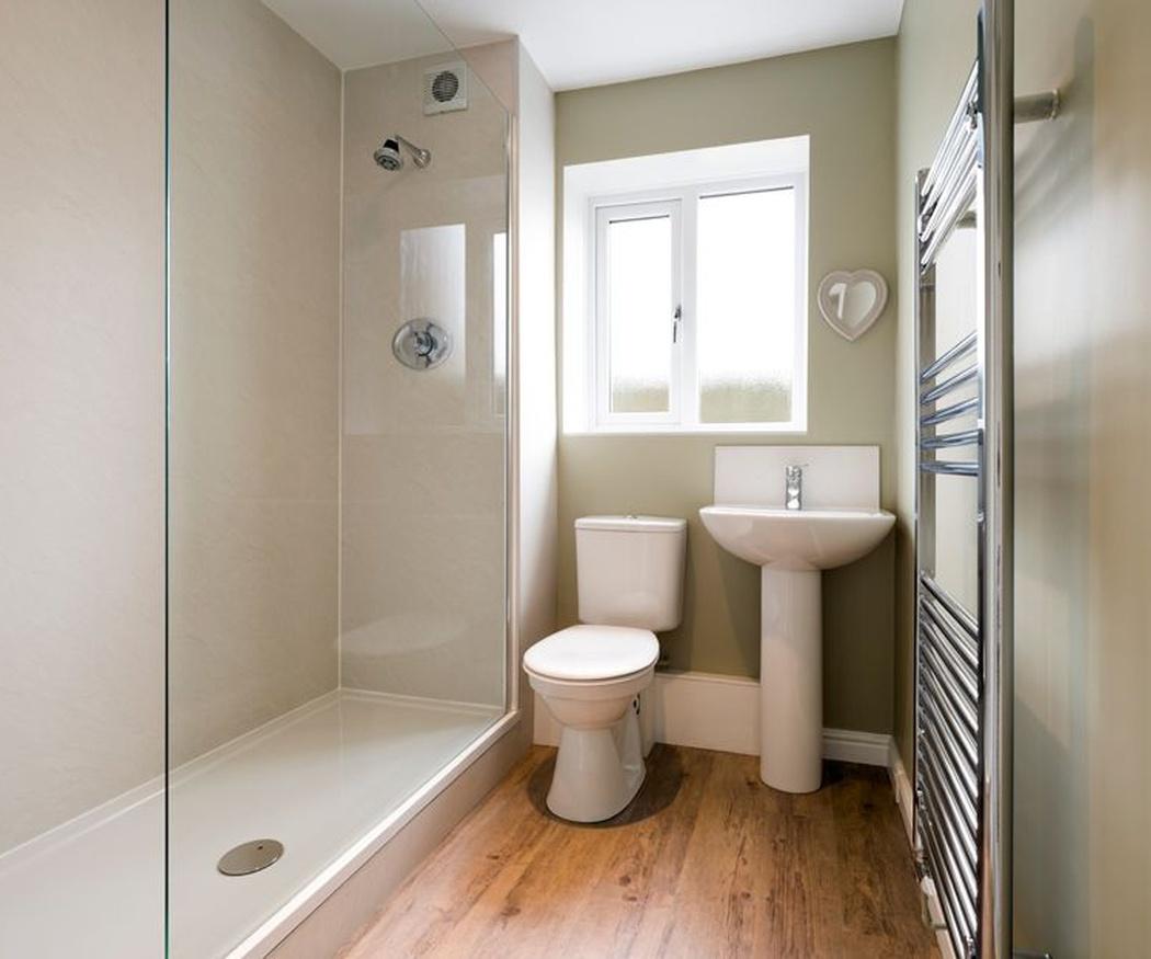 3 claves para reformar un cuarto de baño pequeño