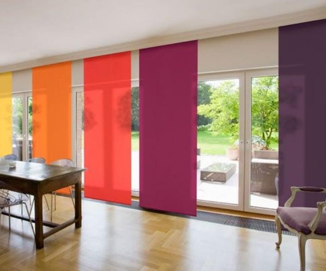 Lo mejor en toldos, cortinas, visillos, estores y paneles japoneses
