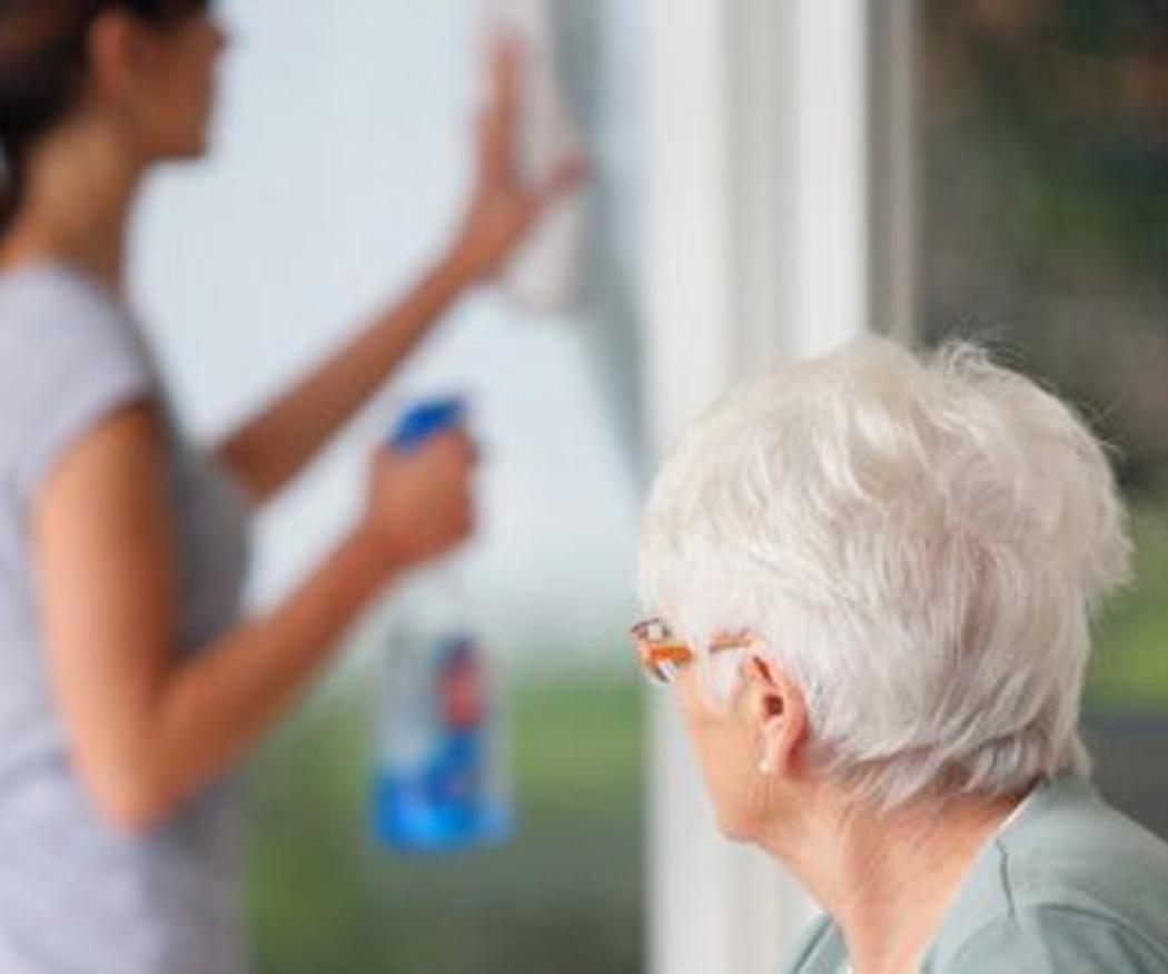 La importancia de delegar las tareas de limpieza