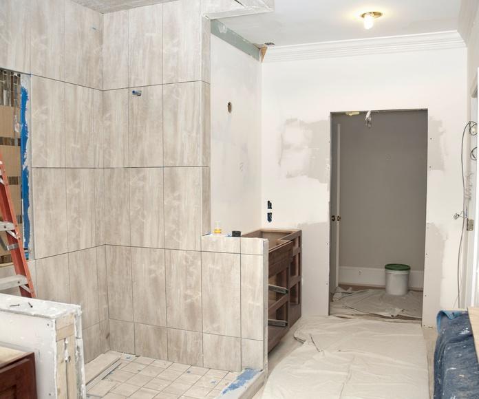 Reformas de baño: Servicios de Albañilería José María Rozas