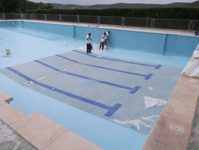 Revestimientos de piscinas: Revestimientos Luna Freire, S.L.