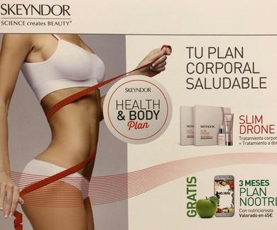 Tu plan corporal saludable