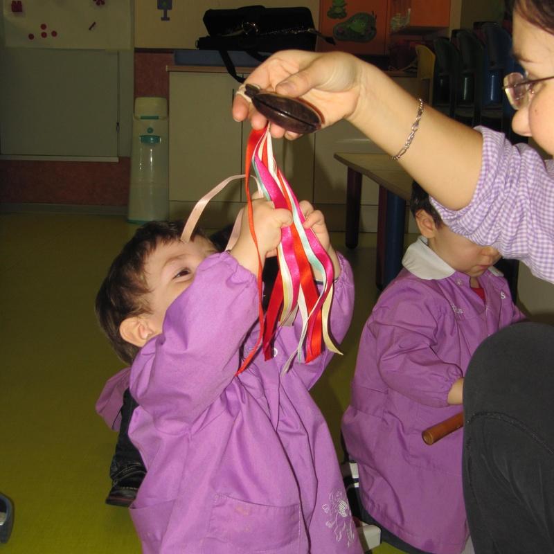 ACTIVIDADES: Servicios de Centro de Educacion Infantil El Parque