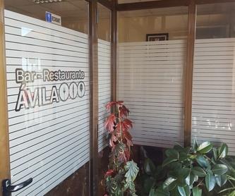 Puertas de cristal: Servicios de J.García Cristalerías