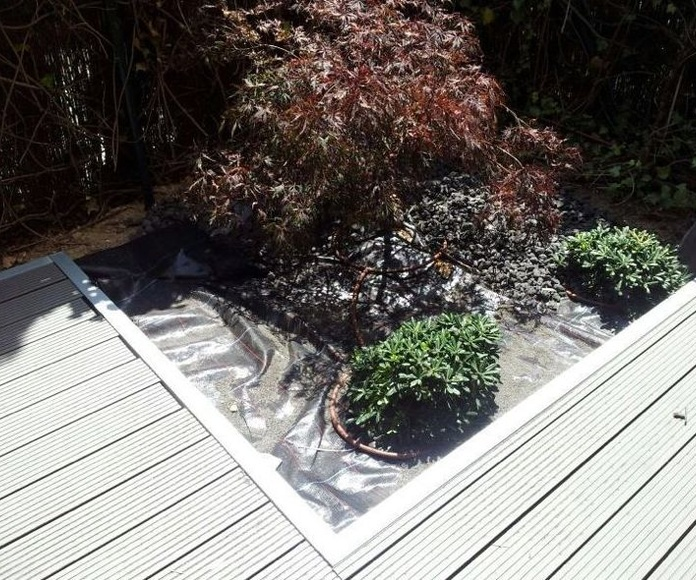Decoramos tu jardin