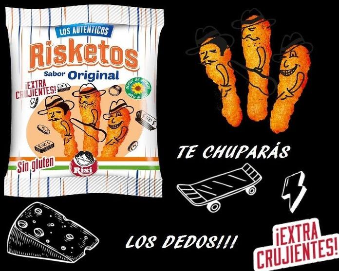 PATATAS Y SNACKS RISI: Golosinas y caramelos de Distribuciones Icart & Navarro