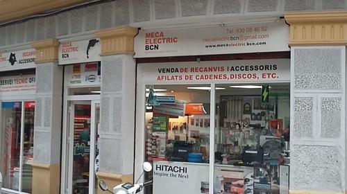 Máquinas y herramientas en Barcelona | Mecaelectric BCN