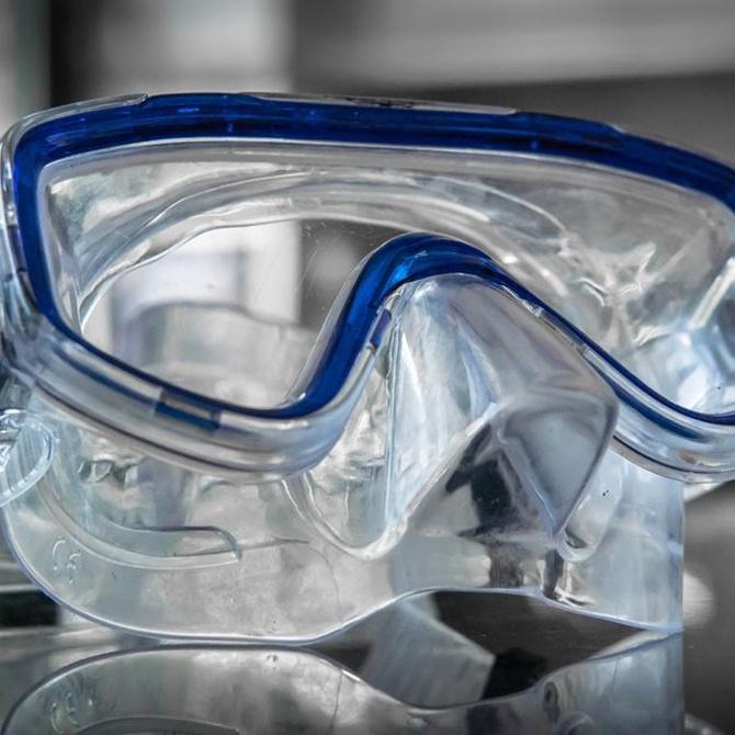La importancia de las gafas en el buceo