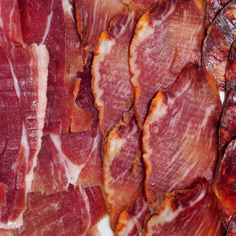 Charcutería: Productos y Servicios  de Carnicería Marcos