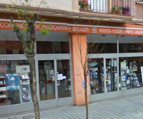Tienda de suministros para peluqueria Vitoria | Comercial Ph