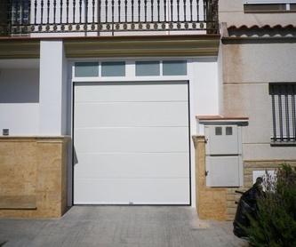 Puertas de garaje automáticas: Productos y Servicios de Portaloy