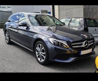 Mercedes Clase E - Detallado