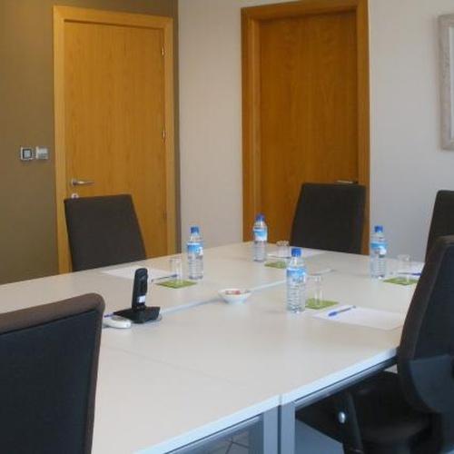 Salas de reuniones  Bilbao Alquiler horas días