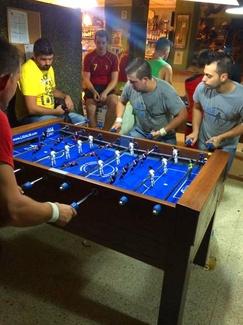 Video Semifinal Futbolin