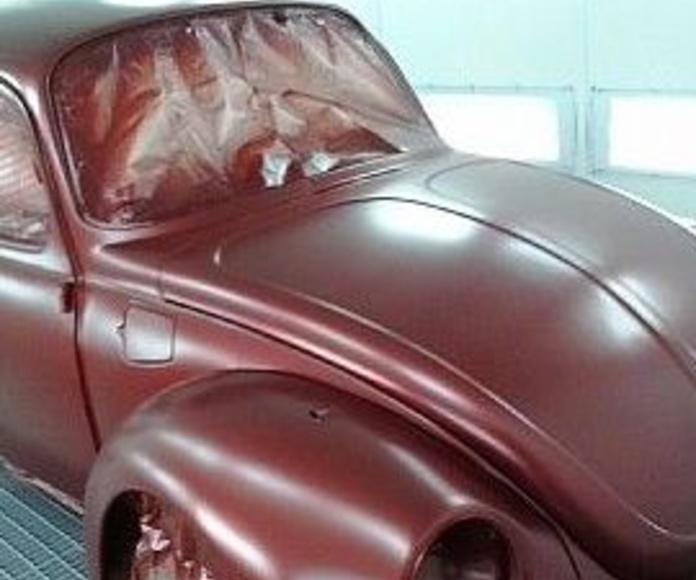 Restauración de coches Tudela