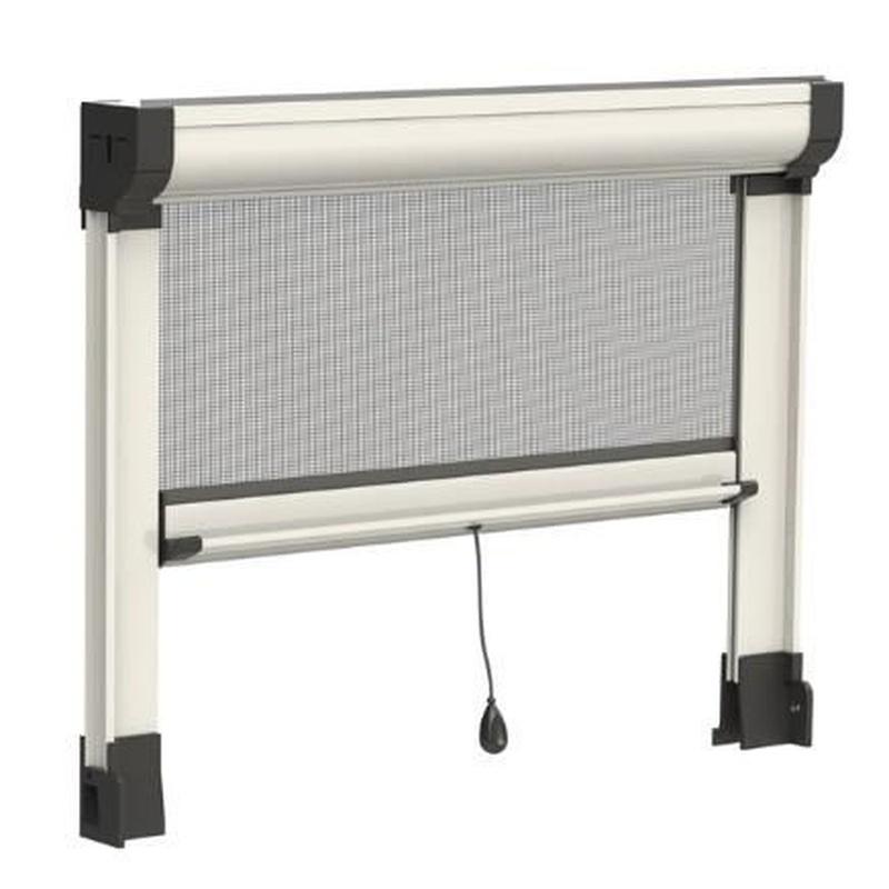 Mosquiteras verticales: Productos de Aluminios Quatro