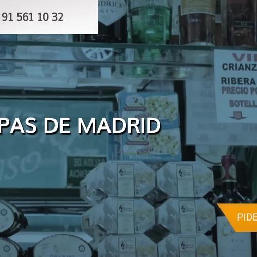 Los mejores callos de Prosperidad, Madrid   Cervecería Alonso