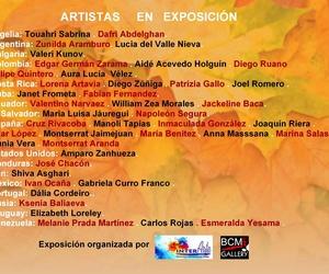 Salón Internacional  otoño  INTERARTE, Comunidad Internacional de Artistas