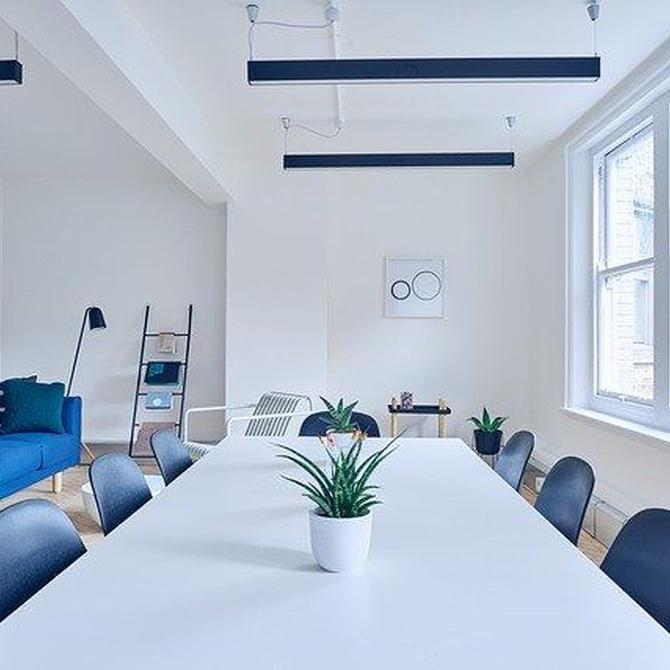 Consejos para amueblar una sala de reuniones