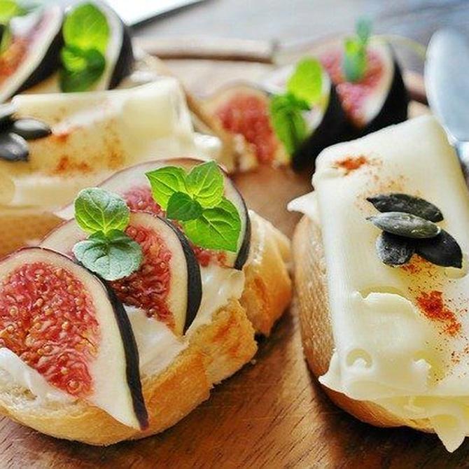 La importancia de los aperitivos en un menú de boda
